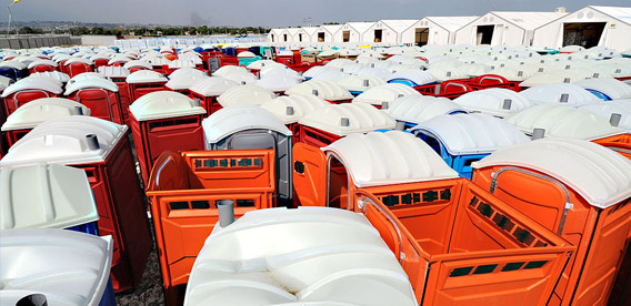 Champion Portable Toilets in Warren, MI